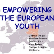 Empowering the European Youth