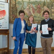 Presenting of Visegrad Summer School Certificates- 11 July 2014. Photo: Paweł Mazur