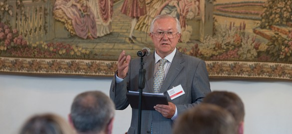 In Europe we still trust – inaugural lecture - Foto: Paweł Mazur