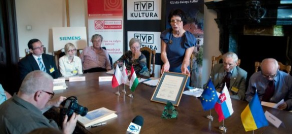 The Official Opening of the Eleventh edition of the Visegrad Summer